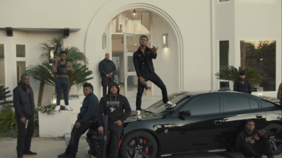 Incorporated Style Cover Image For Roddy Ricch Out Tha Mud Music Video