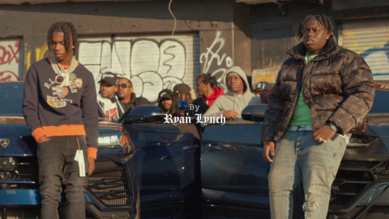 Incorporated Style Cover Image For Sheff G And Polo G On Go Music Video