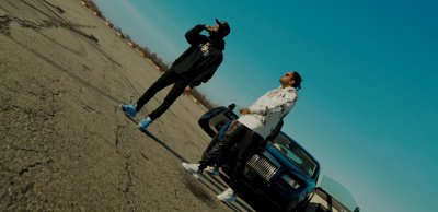 Incorporated Style Cover Image For Toosii And Fivio Foreign Spin Music Video