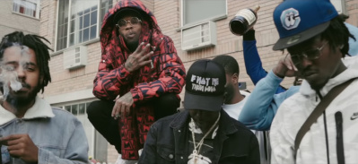 Incorporated Style Cover Image For Tory Lanez In The Air Music Video
