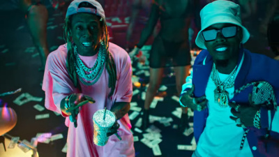 Incorporated Style Cover Image For Tory Lanez Lil Wayne Big Tipper Music Video