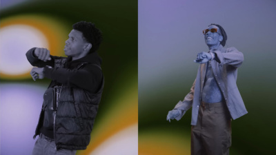 Incorporated Style Cover Image For Wiz Khalifa And A Boogie Millions Music Video
