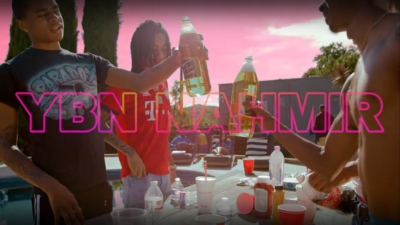 Incorporated Style Cover Image For Ybn Nahmir's All In Music Video