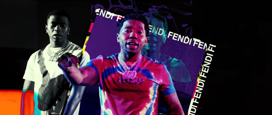 Incorporated Style Cover Image For Yfn Lucci Bankroll Freddie Designer Junkie Music Video