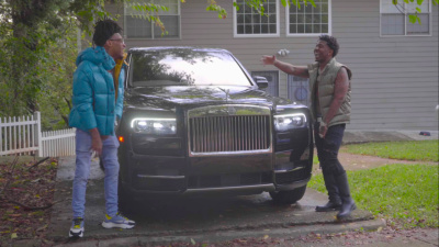 Incorporated Style Cover Image For Yfn Lucci I Gotcha Music Video