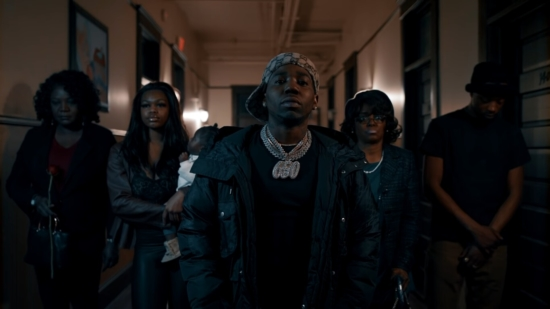 Incorporated Style Cover Image For Yfn Lucci Lonely Music Video