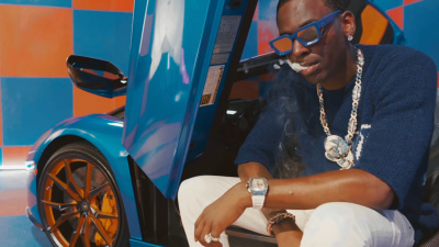 Incorporated Style Cover Image For Young Dolph Cray Cray Music Video