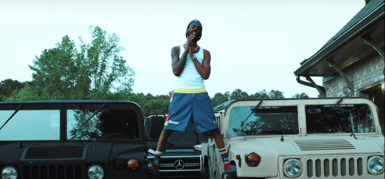 Incorporated Style Cover Image For Young Dolph Sunshine Music Video