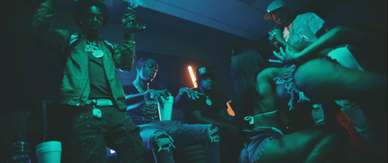 Incorporated Style Cover Image For Young Dolph Ysn Working Music Video