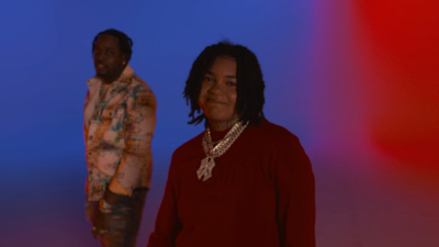 Incorporated Style Cover Image For Young Ma And Fivio Foreign Hello Baby Music Video