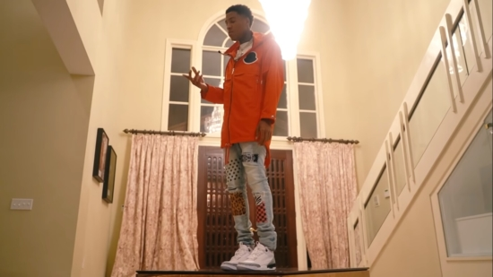 Incorporated Style Cover Image For Youngboy Nba Dirty Lyanna Music Video