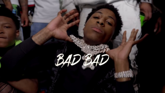 Incorporated Style Cover Image For Youngboy Nba Bad Bad Music Video
