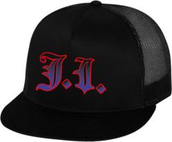 Ji Black Da Don Merch Trucker Hat