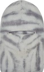 John Elliott Grey Tie Dye Balaclava
