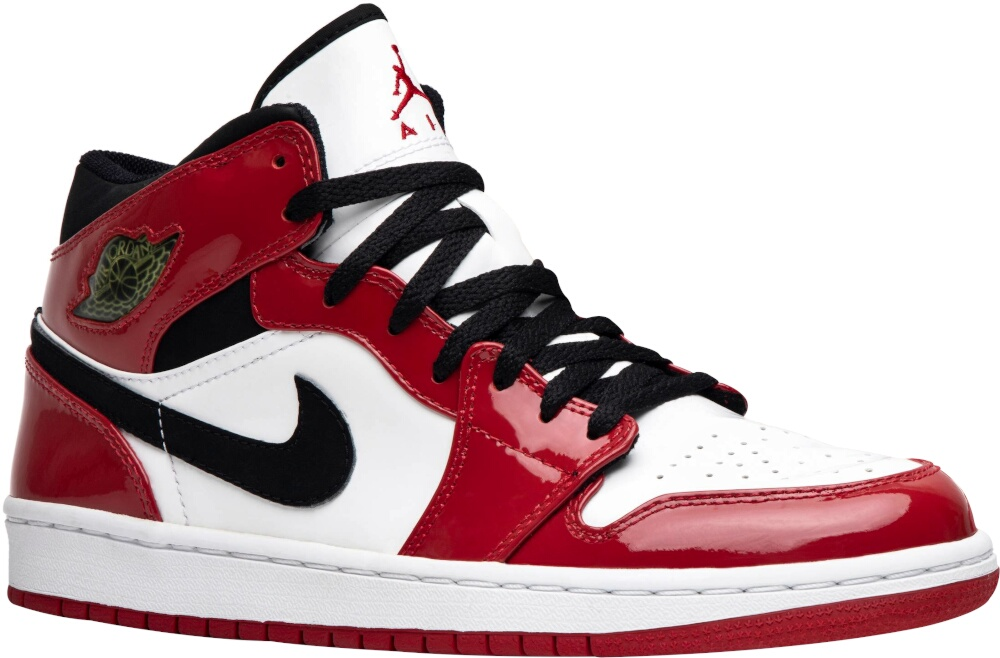Jordan 1 Patent Chicago