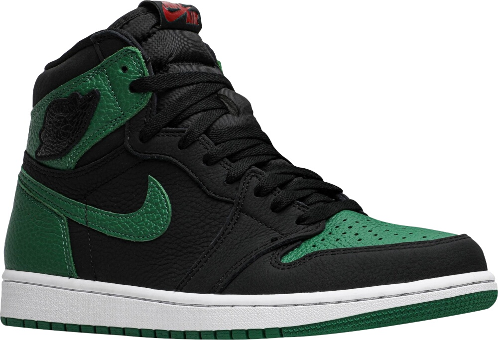 Jordan 1 Retro High Pine Green 2.0