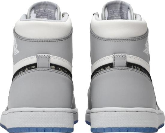 Jordan 1 Retro High X Dior