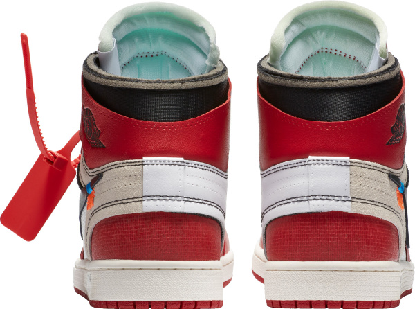 Jordan 1 Retro High X Off White The Ten Sneakers