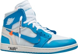 Jordan 1 x Off-White Retro High 'UNC'
