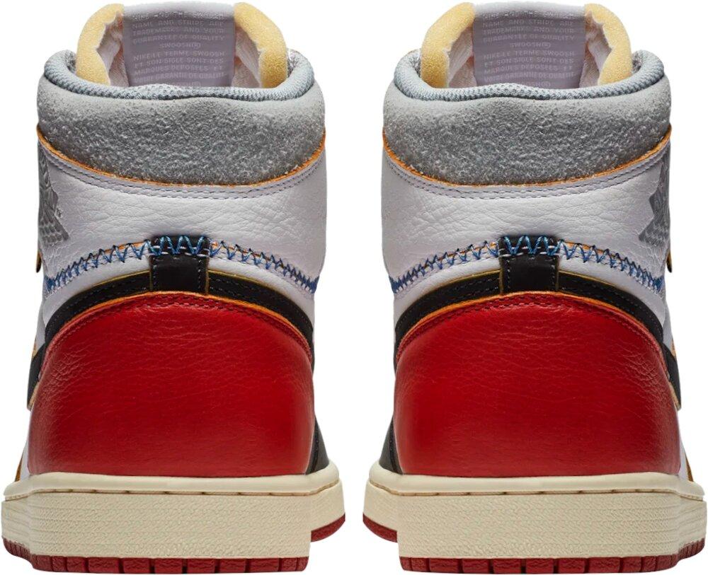 Jordan 1 X Union Los Angeles Sneakers