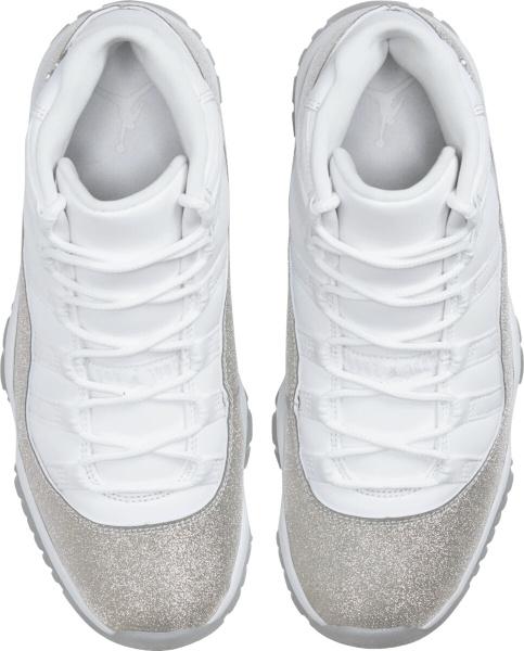 Jordan 11 Metallic Silver