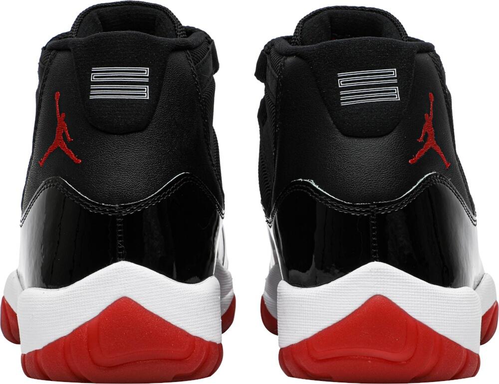 Jordan 11 Retro Playoffs 'Bred' (2019)