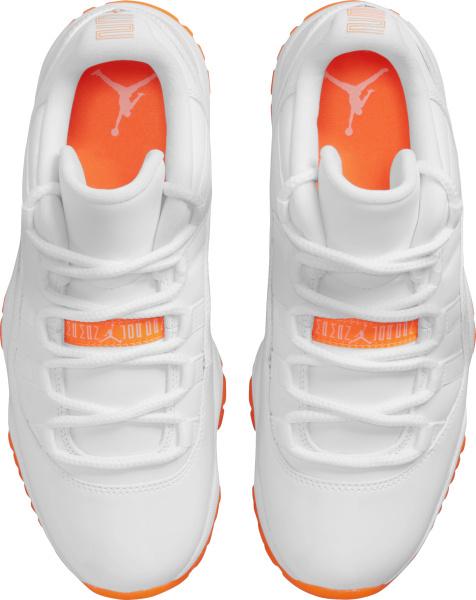 Jordan 11 Retro Low Citrus