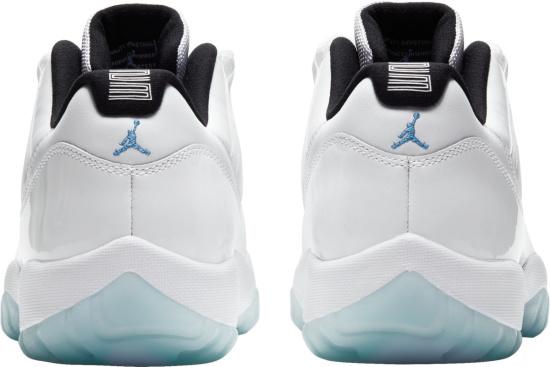 Jordan 11 Retro Low Legend Blue