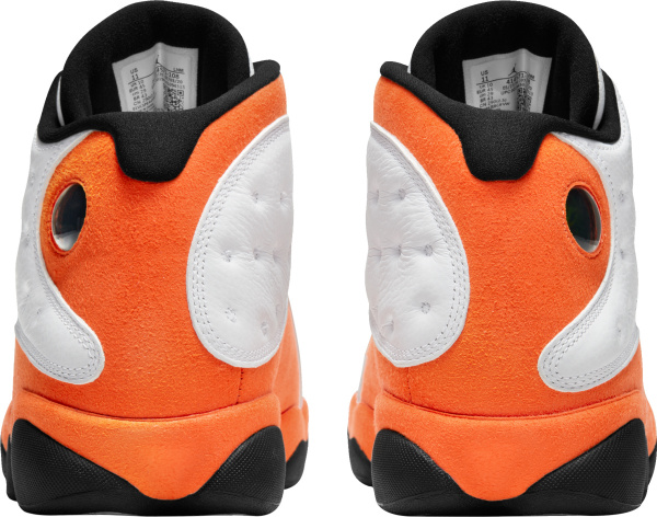 Jordan 11 White Orange And Black