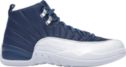 Jordan 12 Retro Blue White