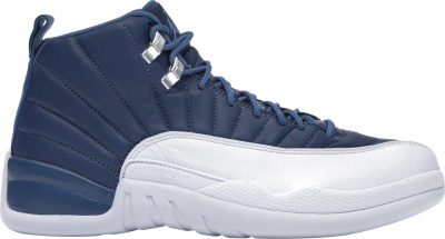 Jordan 12 Retro Blue White