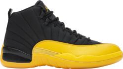 Jordan 12 Retro 'University Yellow'