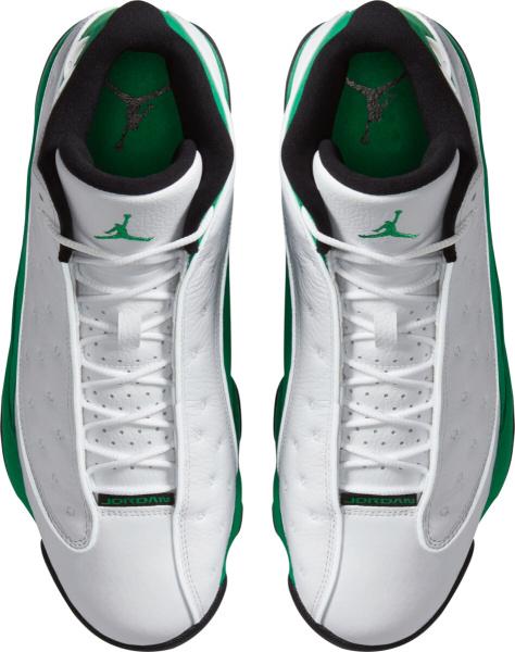 Jordan 13 Retro Lucky Green