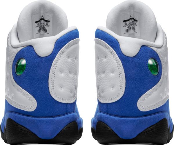 Jordan 13 Retro White Blue Black Sneakes