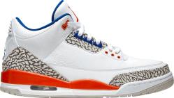 Jordan 3 Retro 'Knicks'