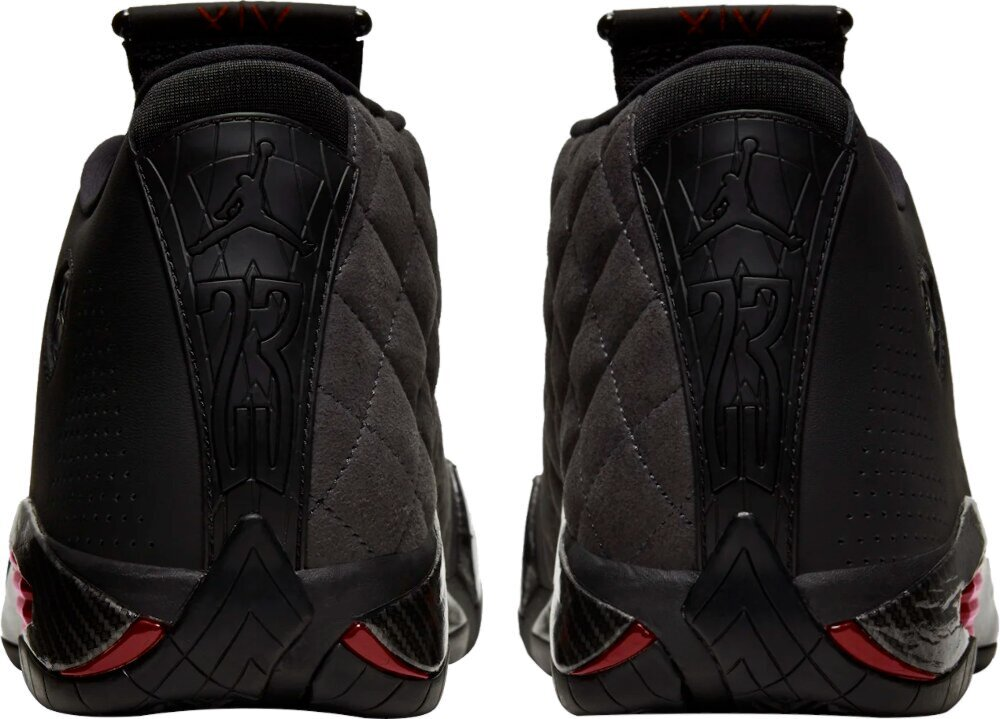 Jordan 14 Black Ferrari