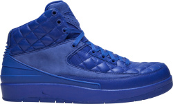 Jordan 2 Reto X Just Don Quilted Blue