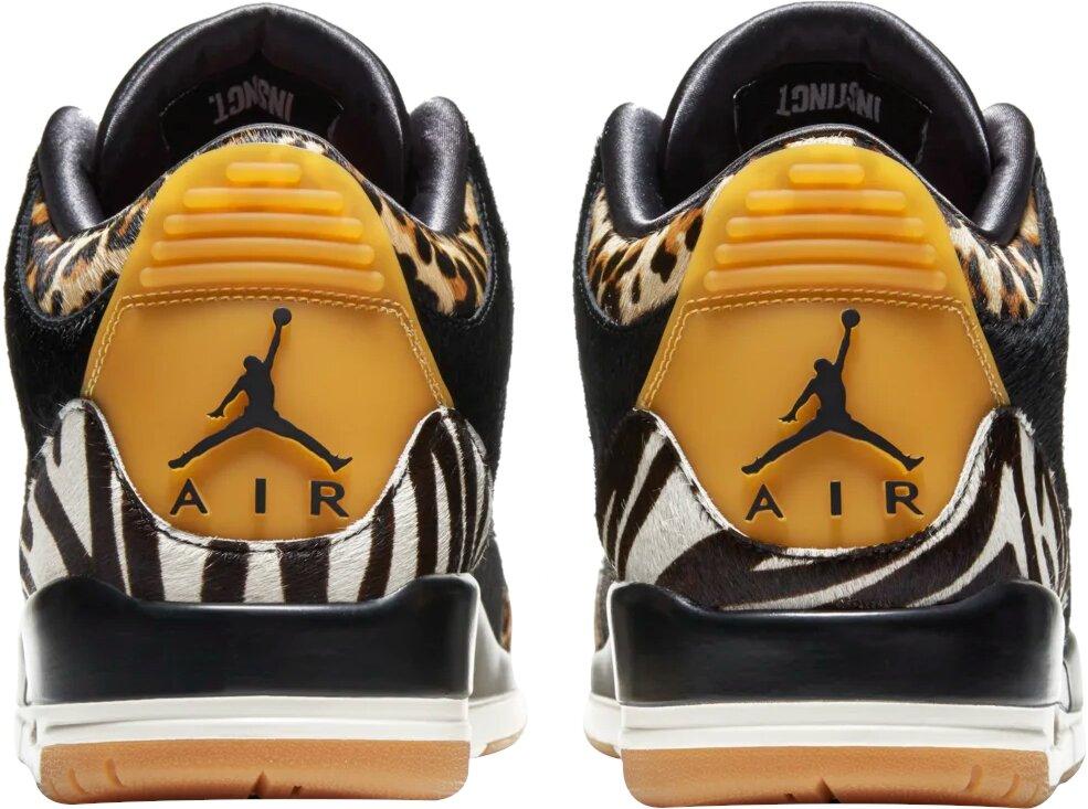 Jordan 3 Animal Pack