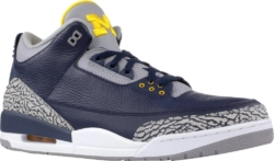 Jordan 3 Retro Michigan