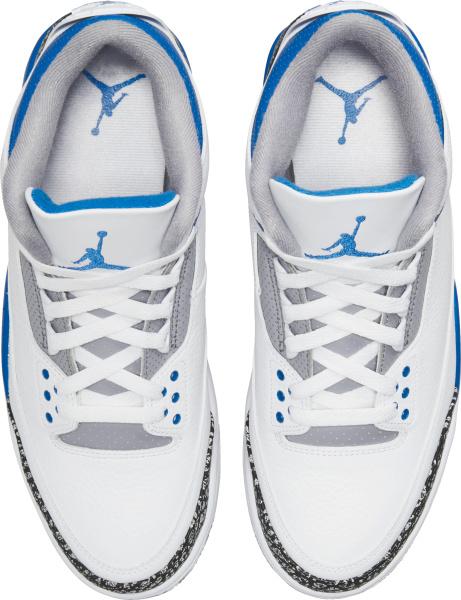 Jordan 3 Retro Racer Blue