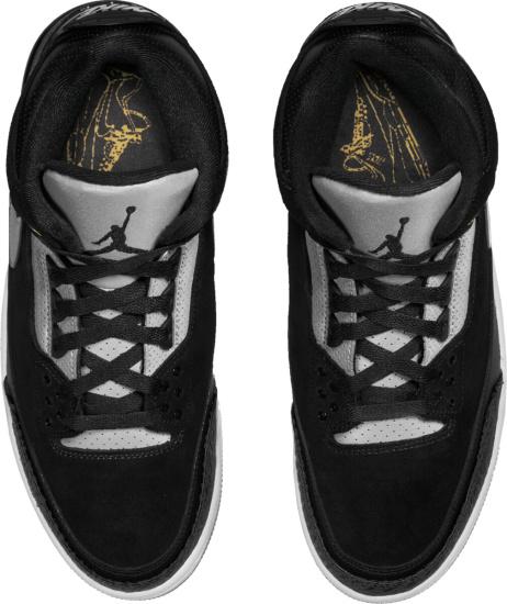 Jordan 3 Retro Tinker Black Cement