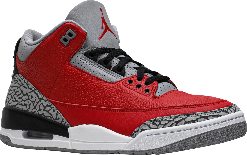 Jordan 3 Retro Unite Sneakers