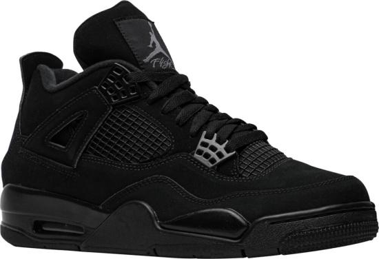 Jordan 4 Retro Black Cat