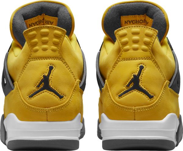 Jordan 4 Retro Lightning