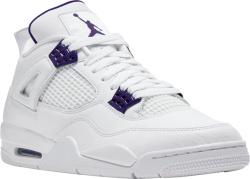 Jordan 4 Retro 'Metallic Purple'