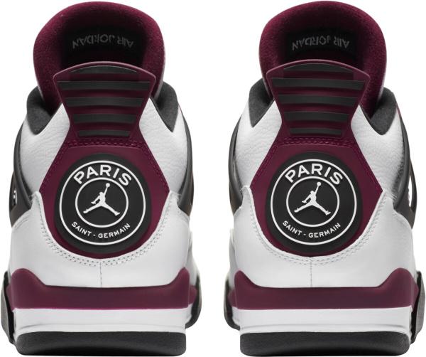 Jordan 4 Retro Paris Saint Germain