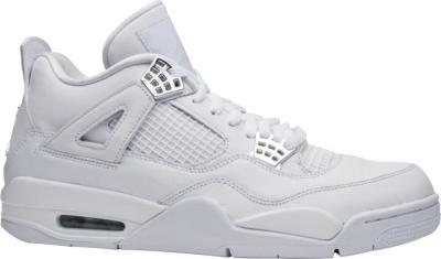 Jordan 4 Retro Pure Money Sneakers