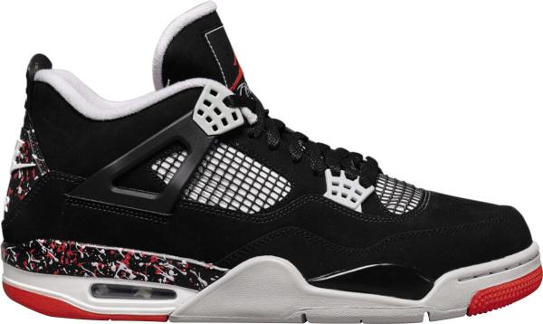 Jordan 4 Retro X Ovo Black Splatter Sample