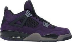 Jordan 4 Retro X Travis Scott Purple Friends And Family