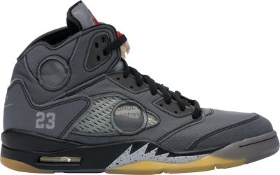 Jordan 5 Retro Dark Grey Sneakers